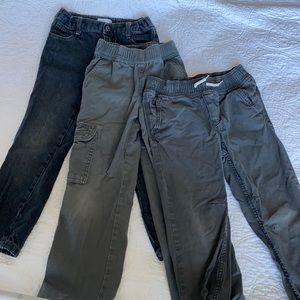 Boys Pants Bundle - size 6